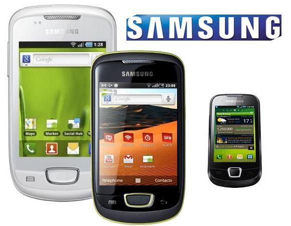 "Comment fair un Hard Reset ""Formatage"" pour Samsung Galaxy Mini S5570"