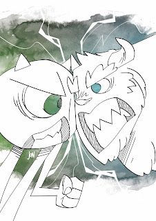dessinateur illustrateur animateur bande dessinee croquis crayonne illustration animation artist illustrator animator comic book sketch sketches jonathan jon lankry animated doodle evening sully bob monsters inc university disney pixar