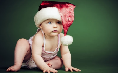 christmas babies wallpapers