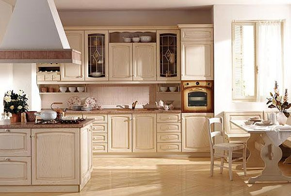 Heaven is for real traditional kitchen cabinets designs for Classic style kitchen ideas