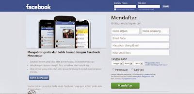 Facebook situs social media terbesar bisa membantu link building