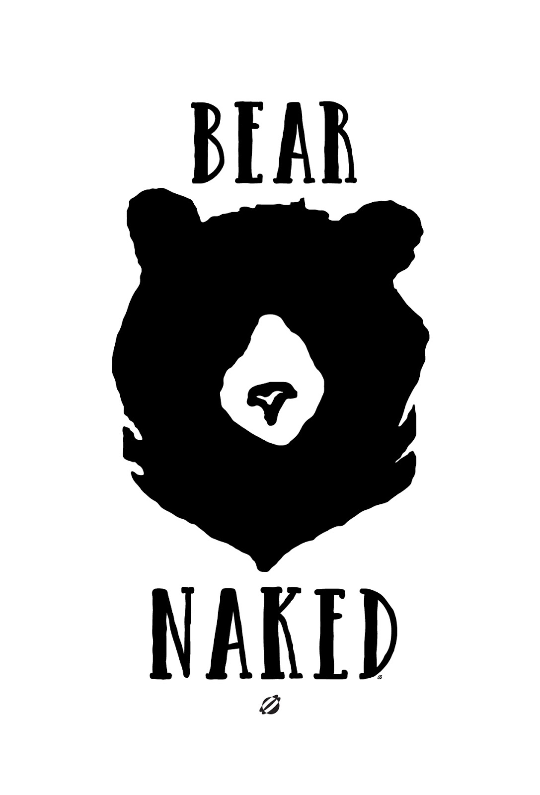 LostBumblebee ©2015 BEAR NAKED Free Printable Personal Use Only.