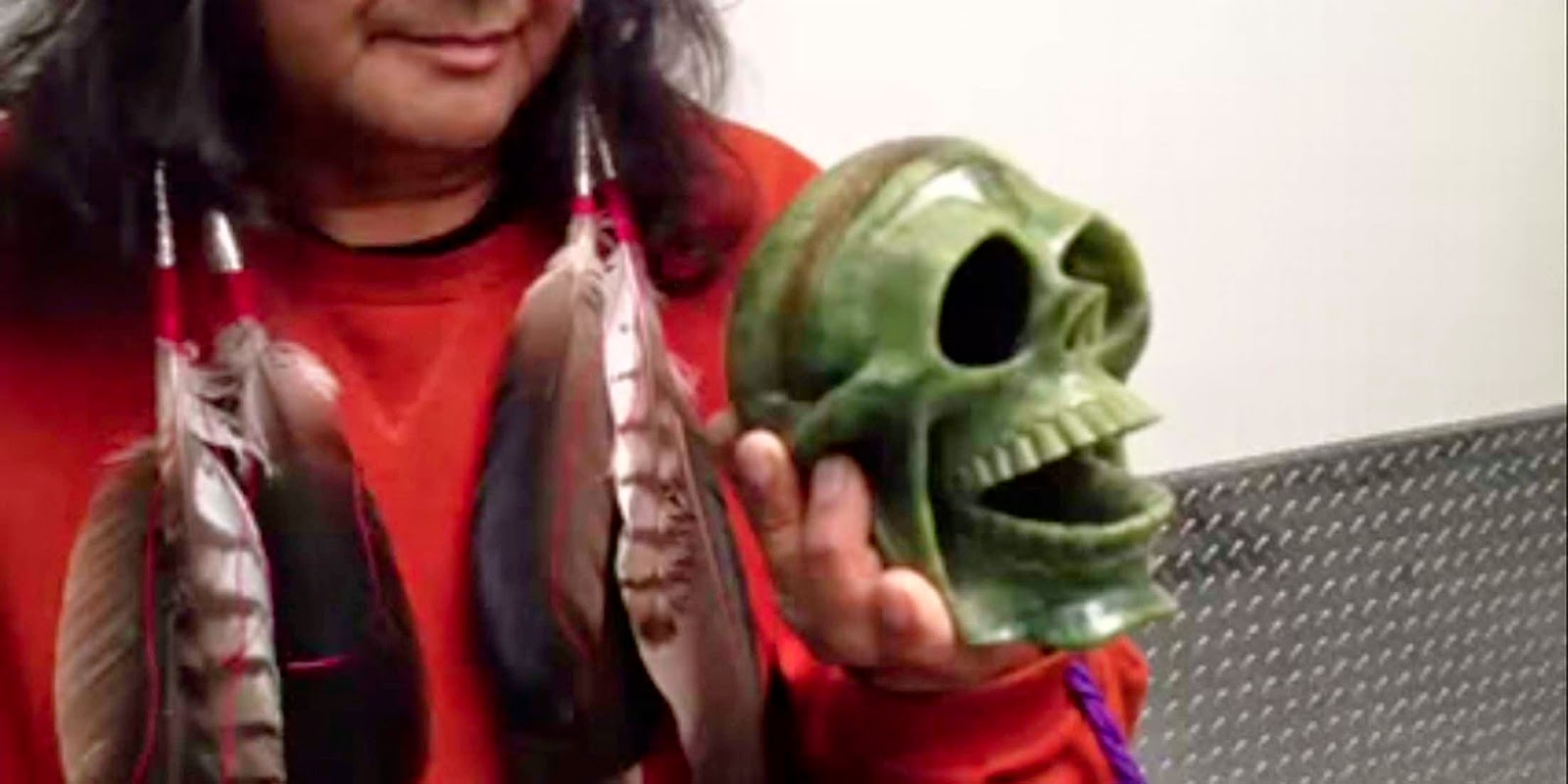 Το σφύριγμα του θανάτου των Αζτέκων