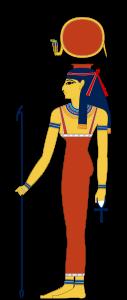 Hator, déesse de l'amour