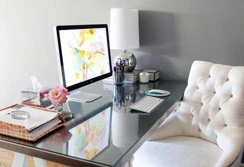 Home Office Decor Like Love Style