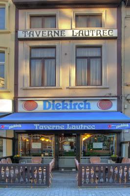 Taverne Lautrec Gevel