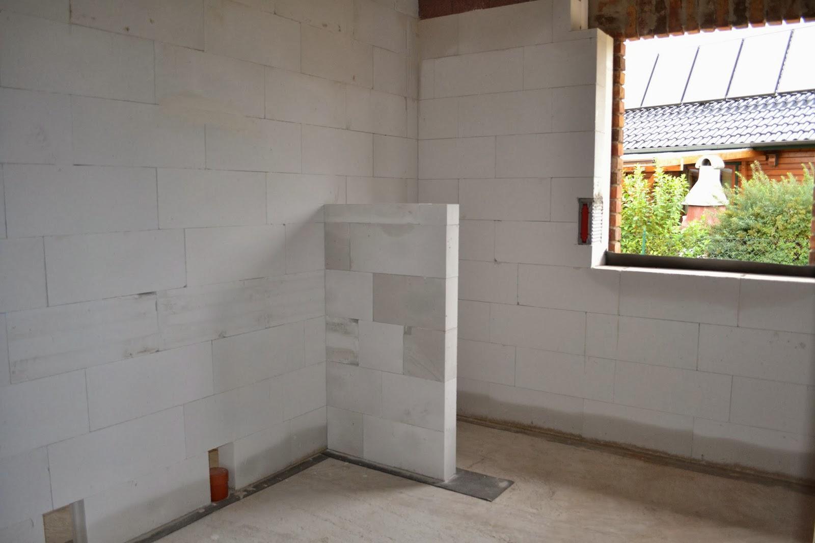 Schamwand Wc tönjes und meichsner bungalow die fleißigen maurer
