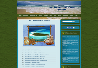 Live Webcams Cape Verde