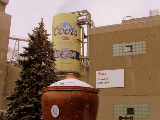 Coors Brewing Company Golden Colorado Tours