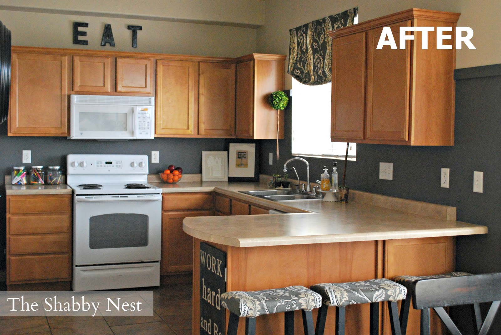The Shabby Nest E A T How I Created A Kitchen Focal