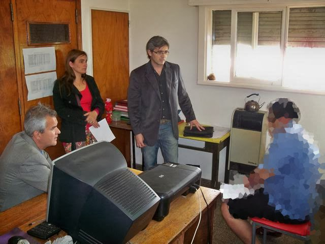 Oficina judicial sarmiento visita y control en lugares de for Oficina judicial