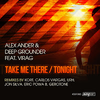 Alex Ander & Deep Grounder Take Me There Tonight EP King Street
