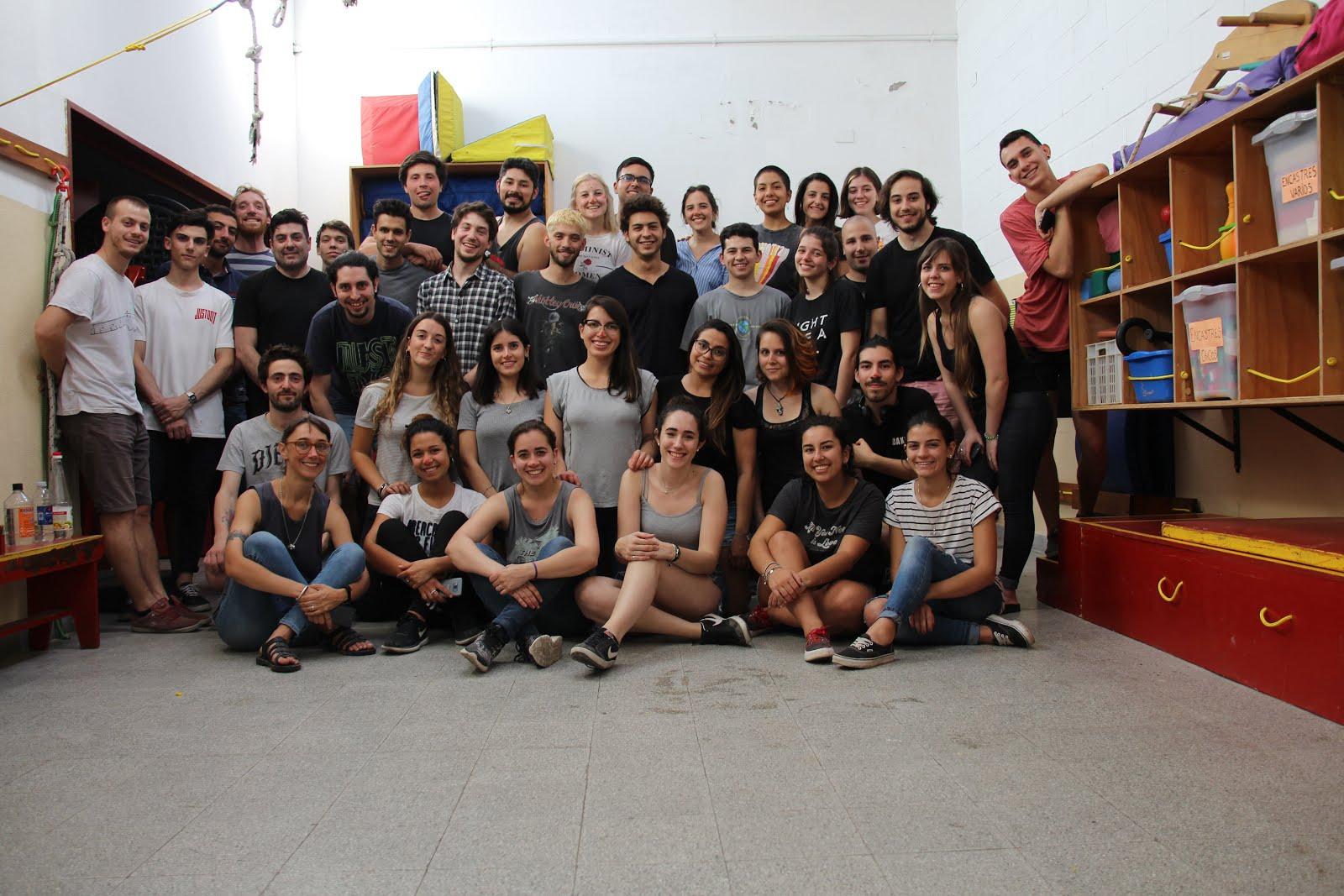 "TP Colectivo ""Sistema Fátima"" 2018"