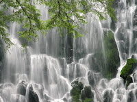 Dream Scene Waterfall