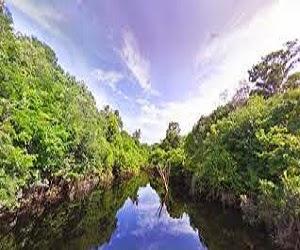 Sungai terunik didunia