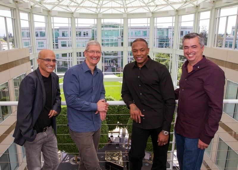 Apple 收購 Beats