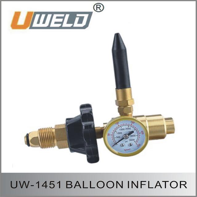 balloon blower machine