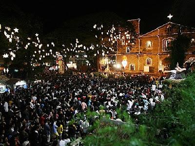 SIMBANG GABI IN PHILIPPINES