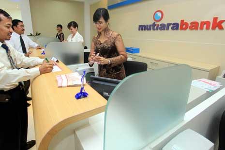 Bank Mutiara Cab. Medan Membuka Lowongan Kerja