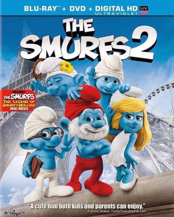 ดูการ์ตูน เดอะ สเมิร์ฟ 2 The Smurfs 2 2013