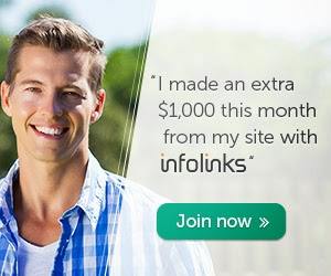 Infolinks InText Ads to Monetize Blog Content