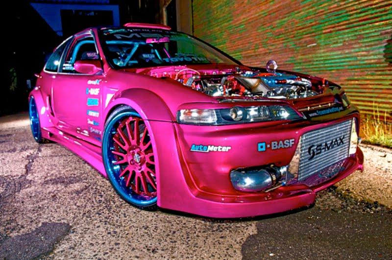 MODIFIED HONDA CIVICS ~ Sports amp; Modified Cars