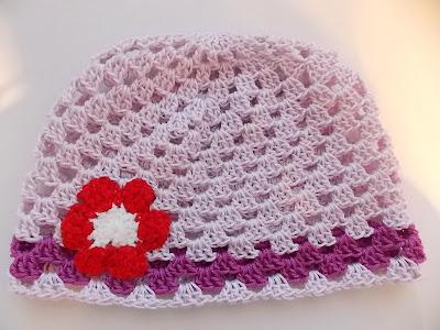 радости: Летние шапочки для девочек