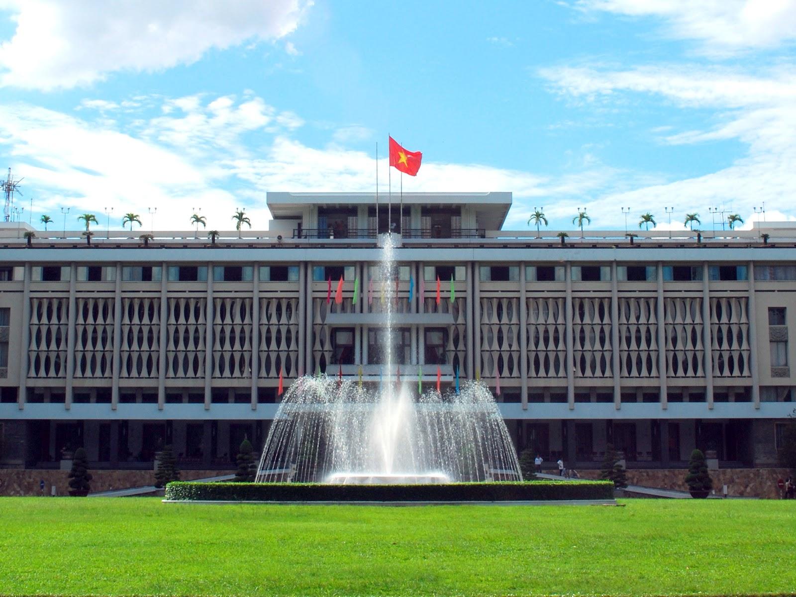 Palacio de la Reunificación de Saigón