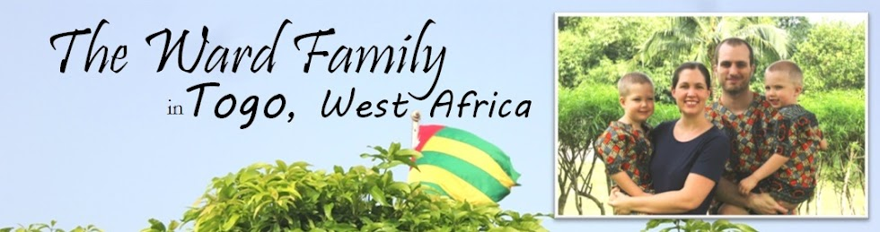 The Ward Family to Togo