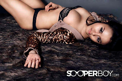 Devi Liu for Sooperboy, March 2013 (Part 1)