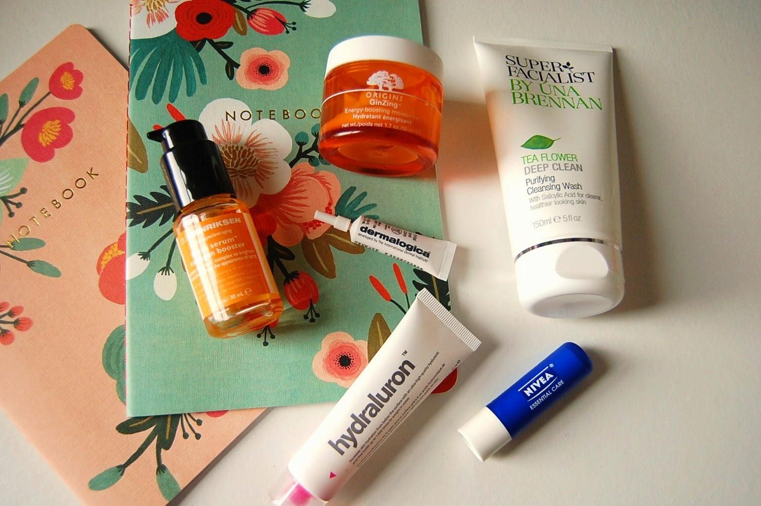 Morning Skincare Routine Hydraluron Una Brennan