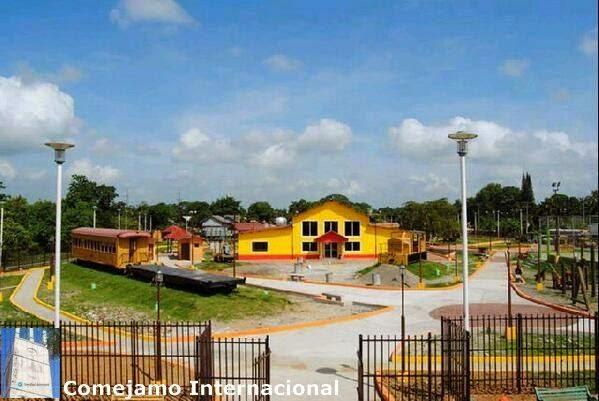 Honduras, ferrocarril de Honduras