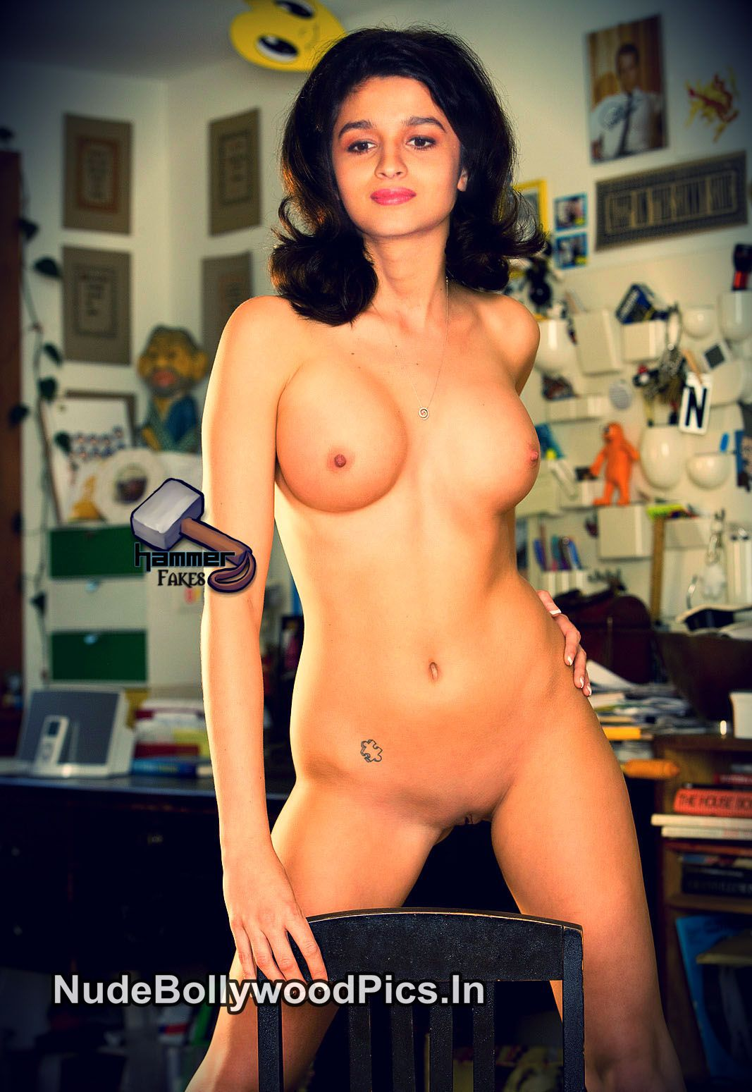 Pooja bhat nude fake pics #7