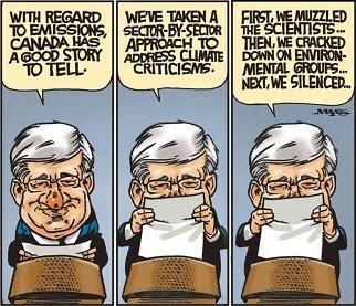 Malcolmn Mayes: Canada's story.