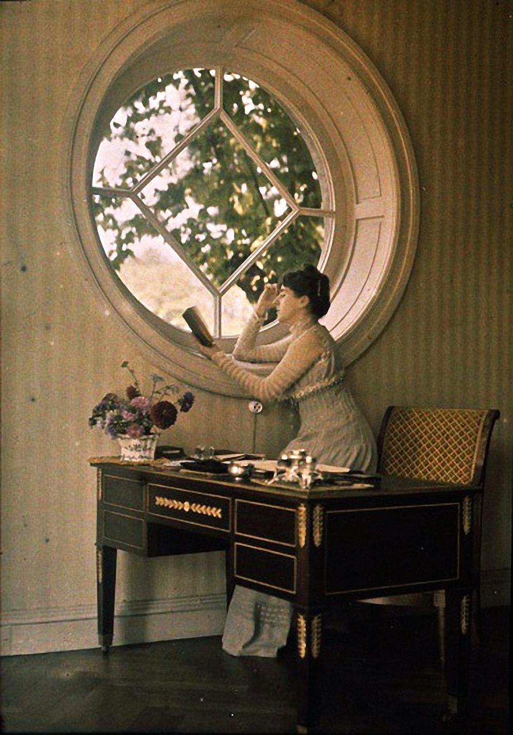 Women In Autochrome 24 Breathtaking Color Portrait Photos