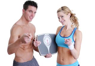 cara menurunkan berat badan bagi pria