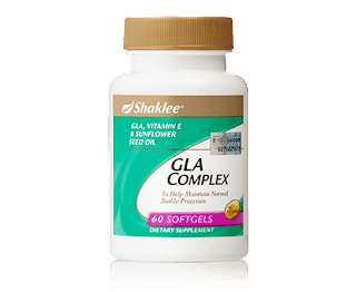 Merawat Endometriosis dengan GLA Complex, GLA Complex, shaklee cyberjaya, shaklee puchong, shaklee amanputra, shaklee Putra Perdana,