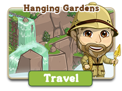 FarmVille Hanging Gardens