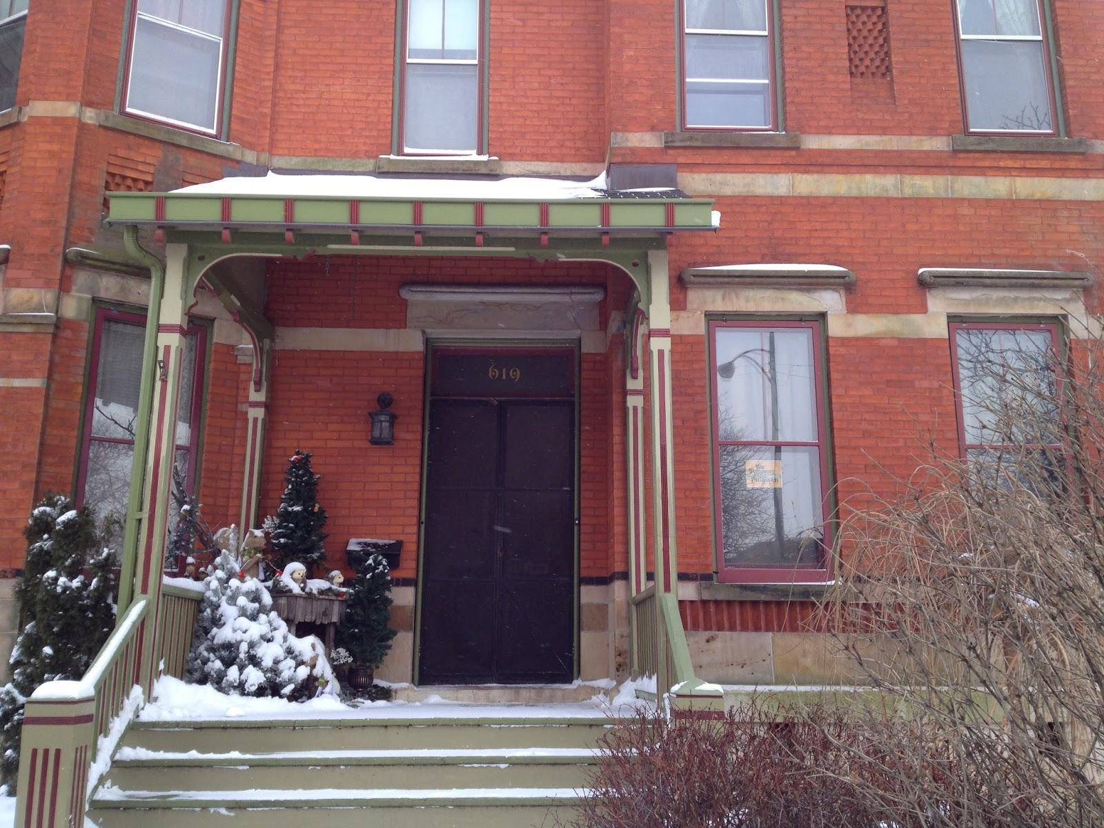 Pullman Red Brick Home
