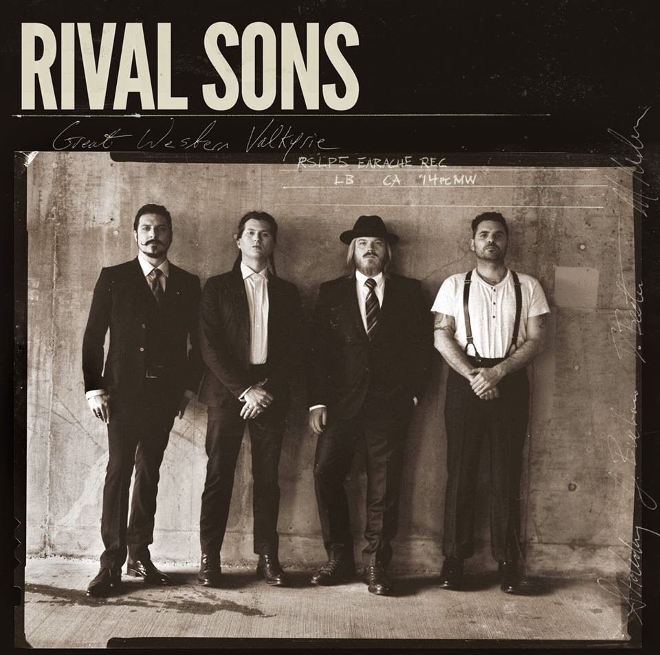 Rival Sons UK tour 2015 Liverpool O2 Academy