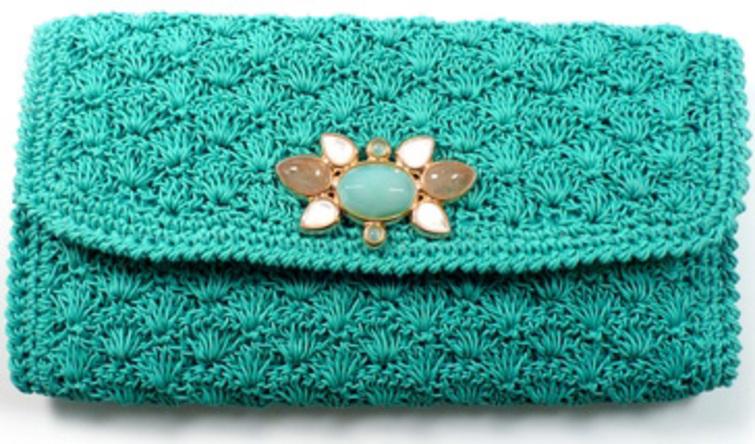 Bolsa De Mão Em Crochet : Mari?ngela trico e croche bolsas de croch?