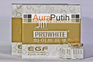 EGF Prowhite Whitening Essential, EGF Prowhite Original, EGF Prowhite Asli
