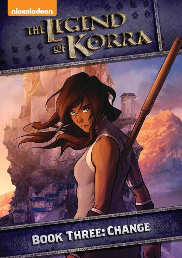 Avatar: A Lenda de Korra 3ª Temporada Torrent - BluRay 720p Dual Áudio