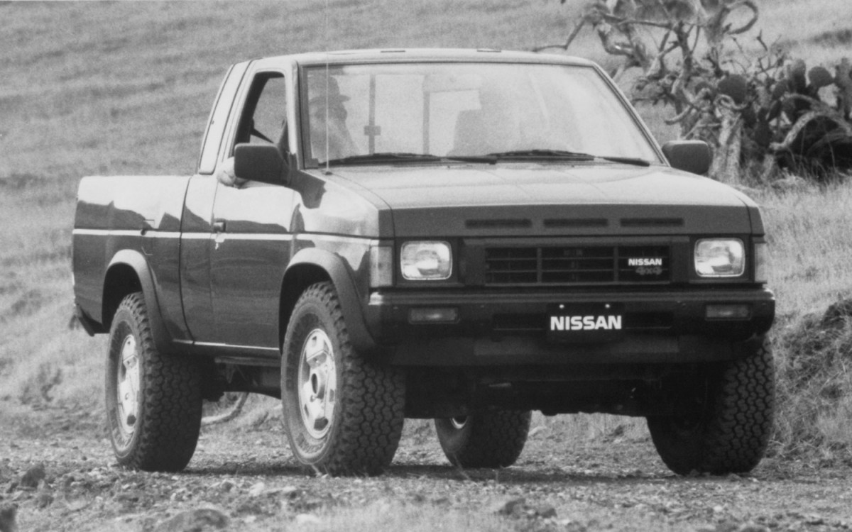 1986 Nissan 4X4 gallery