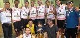 Voleibol Masculino Prata na 1ª divisão