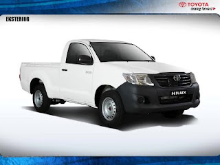 new hilux single cabin