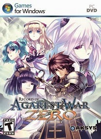 Agarest Generations of War Zero-RELOADED