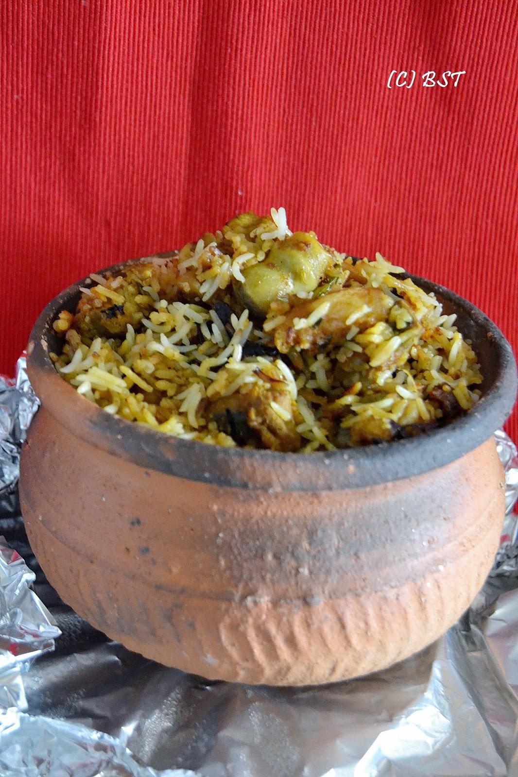 Non-Veg Rice Feasts!