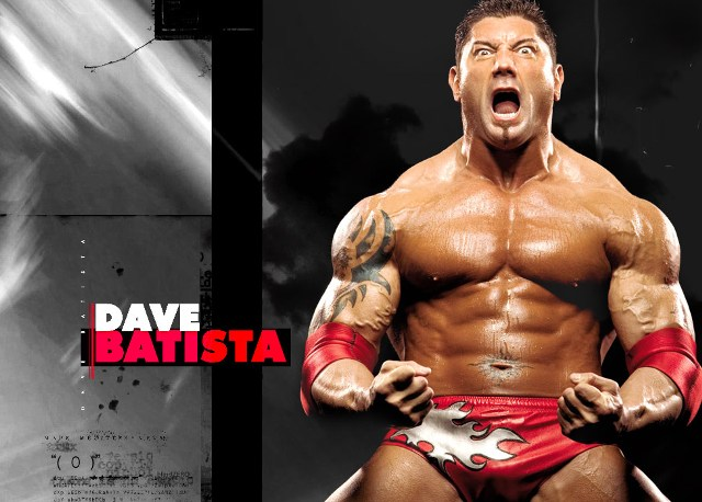 Batista WWE star