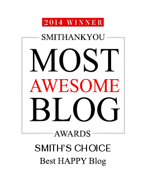 Smithankyou Blog Awards 2014